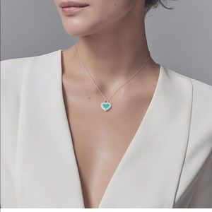Tiffany's Love Heart Pendant